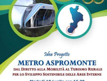Metro Aspromonte: trasporto di secondo livello