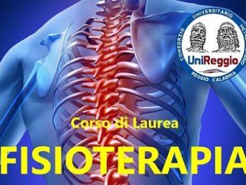 Al via il Corso di Laurea in Fisioterapia