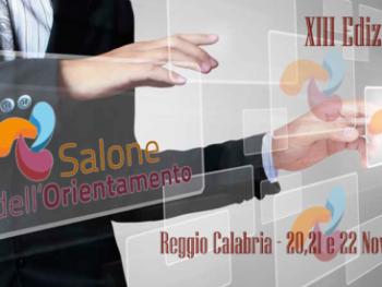 UniReggio-UCM al XIII Salone dell'Orientamento il 20-21-22 Novembre