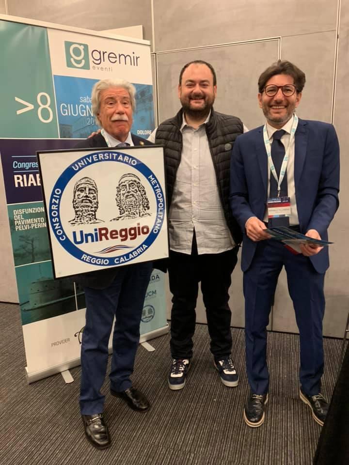 """GRANDE SUCCESSO UNIREGGIO AL CONGRESSO """"PUGLIA IN RIABILITAZIONE"""""""
